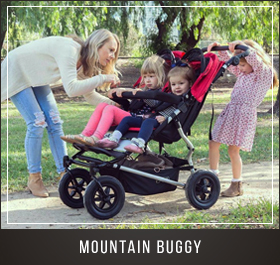 MOUNTAIN BUGGY DUET