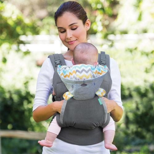 Porta Bebe Cuddle Up Ergonomic Hoodie