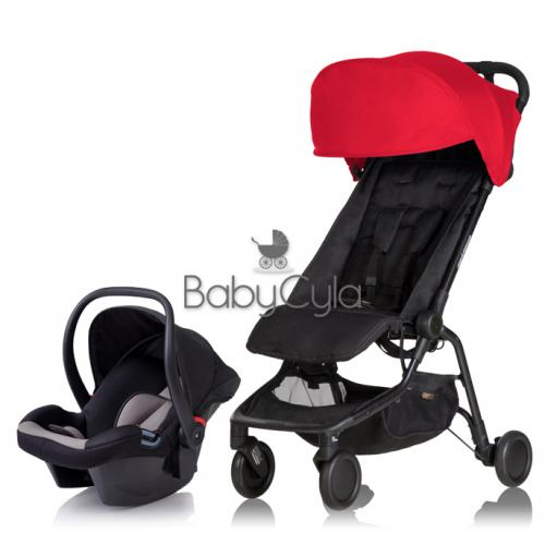 Nano + Infant Car Seat Protect