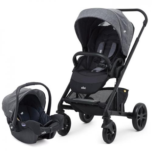 Travel System Chrome