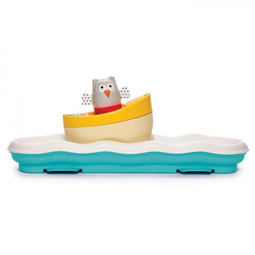 Barco Musical Boat Owl Toy
